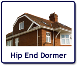 hip end dormer conversion