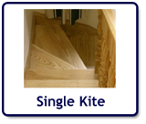 stairs: single kite